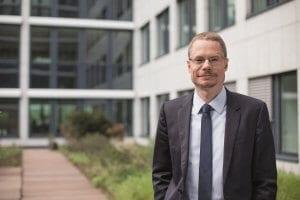 Oliver Hummel, Vorstand bei NATURSTROM