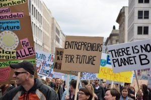 Entrepreneurs for Future in Berlin
