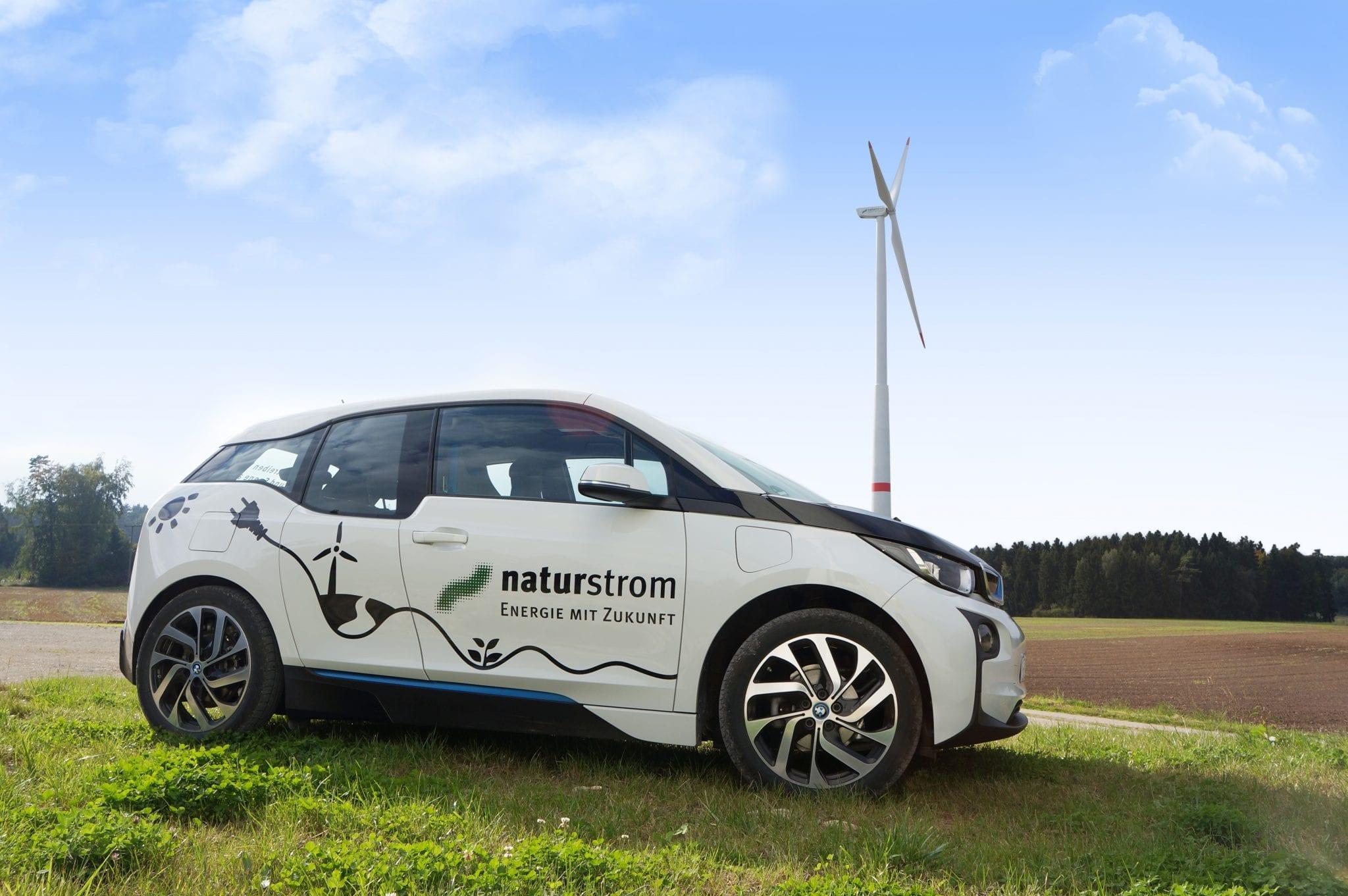 Naturstrom macht mobil