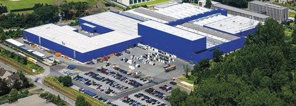 NATURSTROM AG beliefert Tür- und Torhersteller Hörmann